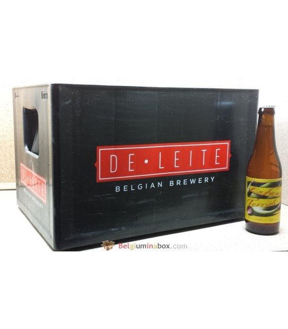 De Leite Enfant Terriple 24 x 33 cl full crate