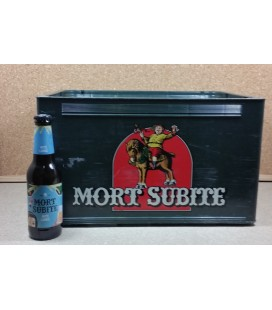 Mort Subite Witte Lambic full crate 24x25cl