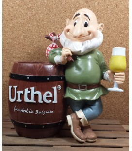 Urthel mascot (penny bank)