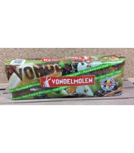 Vondelmolen Peperkoek met Fruit (gingerbread) 350 gr