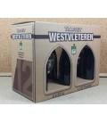 Westvleteren 12 Trappist Giftbox (6 x 33 cl bttls + 2 x tasting glass)