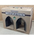 Trappist Westvleteren 12 2015 GiftBox (6 bttls + 2 Tasting Glass)