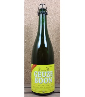 Boon/Mikkeller Oude Geuze Boon - Bone Dry Mikkeller Selection 75 cl