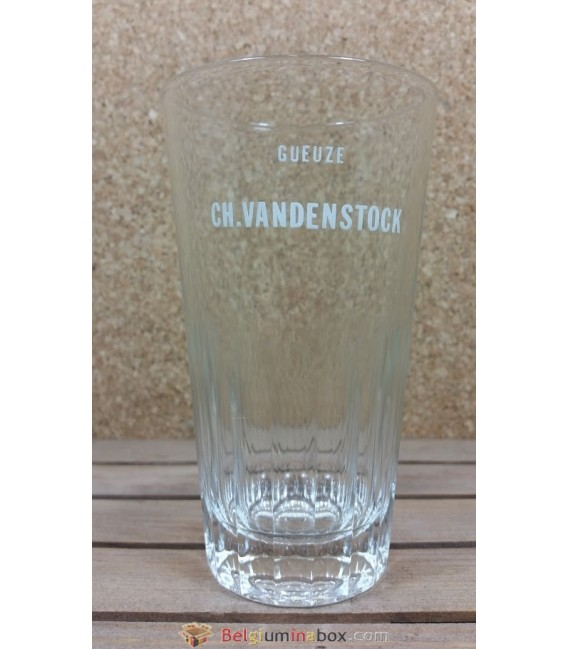 Gueuze CH. Vandenstock Vintage Glass 33 cl