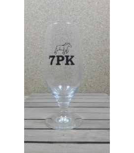 7 PK Glass 33 cl
