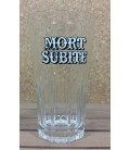 Mort Subite ' Big Ribs' Vintage Glass 25 cl
