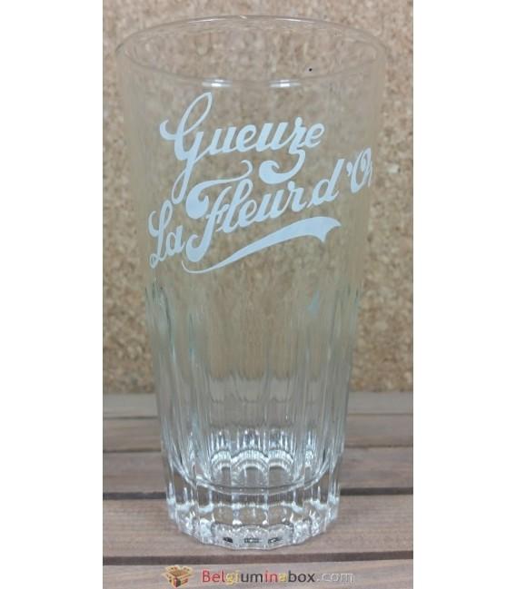 Geuze La Fleur D'or Vintage Glass 33 cl