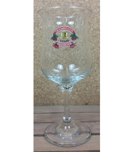 St Louis Frambozen Glass (vintage) 25 cl