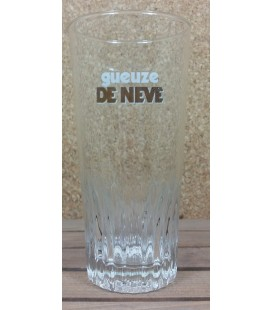 Gueuze De Neve ( Gold ) Vintage Glass 33 cl