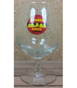 Jacobins Kriek Lambic Red Glass (vintage) 25 cl