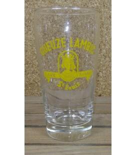 St Louis ' Het Fijnst Gebrouwen' Vintage Glass 25 cl