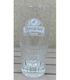 Becasse Gueuze (white label) Glass (vintage) 33 cl