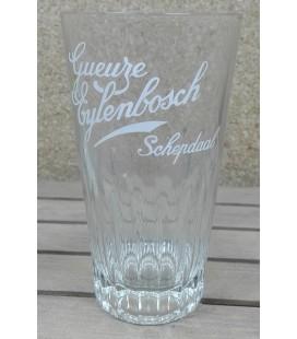 Gueuze Eylenbosch ( Diagonal Text With Stripe ) Vintage Glass 25 cl