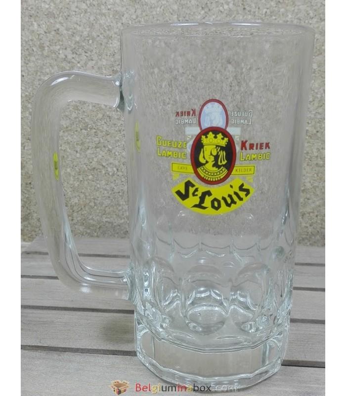 buy st louis glass mug vintage 50 cl online. Black Bedroom Furniture Sets. Home Design Ideas