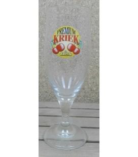 St. Louis Kriek Premium lambic flute  Glass 25 cl