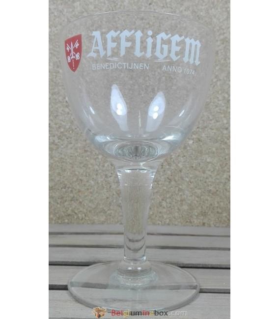 """Affligem Vintage golden rim glass """"N° 1""""  33 cl"""