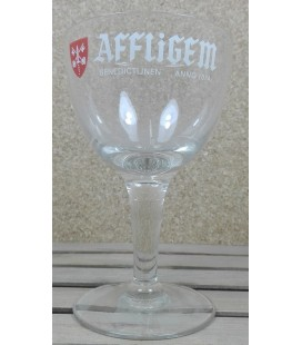 "Affligem Vintage golden rim glass ""N° 1""  33 cl"