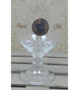Haacht Charles Quint/Keizer Karel chalice glass 33 cl