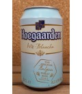 Hoegaarden Wit/Blanche 33 cl Can