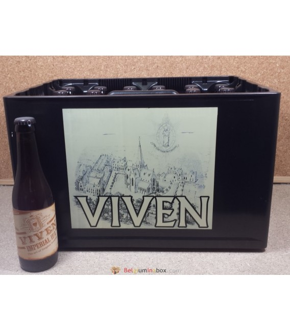 Viven Imperial IPA full crate 24 x 33cl