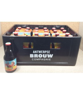 Bootjesbier full crate 24 x 33 cl
