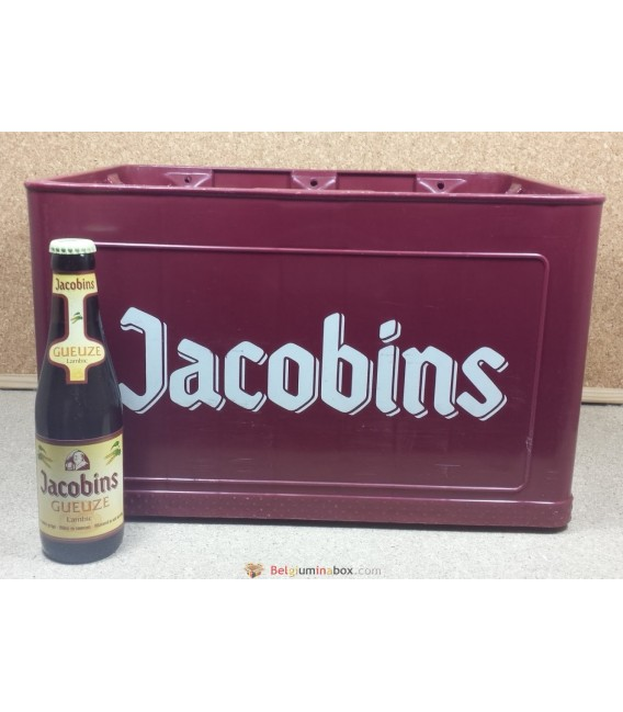 Vander Ghinste Jacobins Gueuze full crate 24x25cl