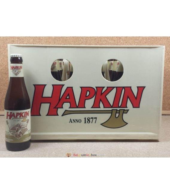Hapkin full crate 24x33cl