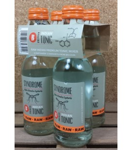 Buss Syndrome Indian Tonic Raw 4 x 20 cl