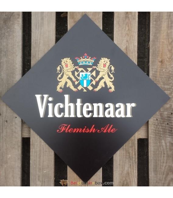 Vichtenaar beer-sign in plastic