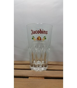 Jacobins Gueuze Lambic Glass Wide 33cl