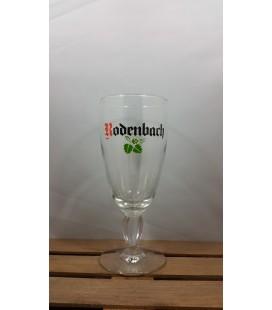 Rodenbach Glass 'Vintage green' 25cl