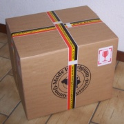 a belgiuminabox box